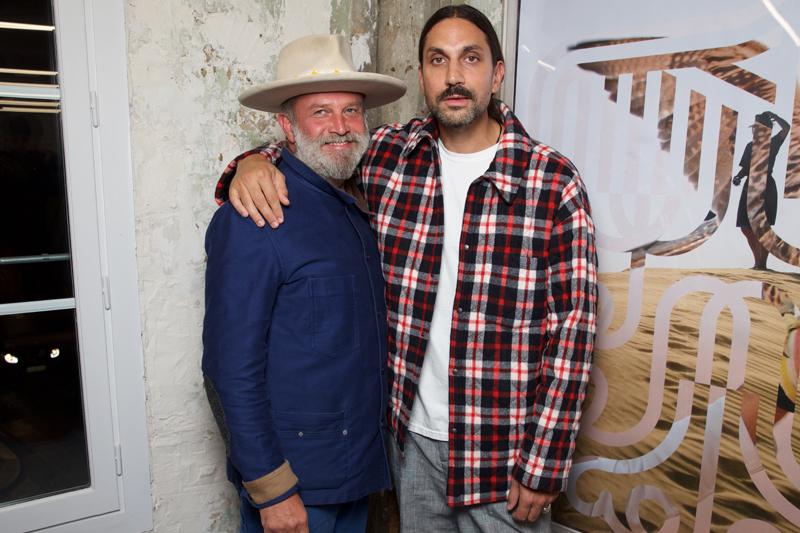 Robert Rabensteiner & Ben Gorham
