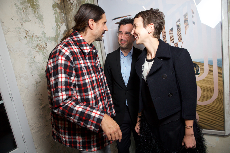 Ben Gorham, Philip Andelman, Sarah Andelman