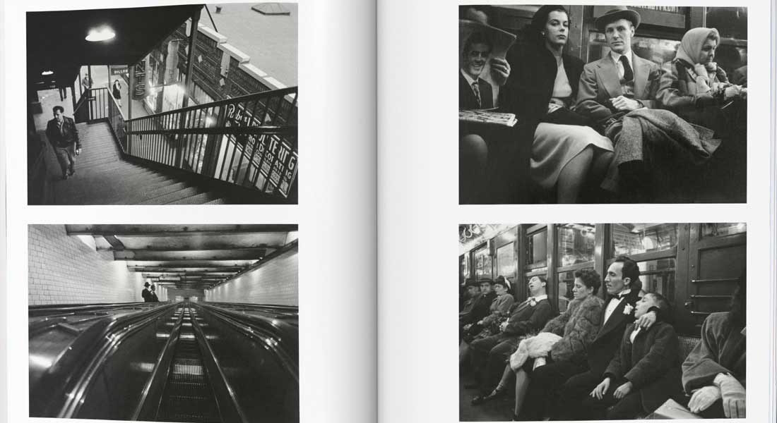 Photographie de Stanley Kubrick, recueillie dans Through a Different Lens, par les éditions Taschen, à l'occasion de l'exposition sur l'artiste au Museum of the City of New York © Stanley Kubrick -  courtesy Taschen
