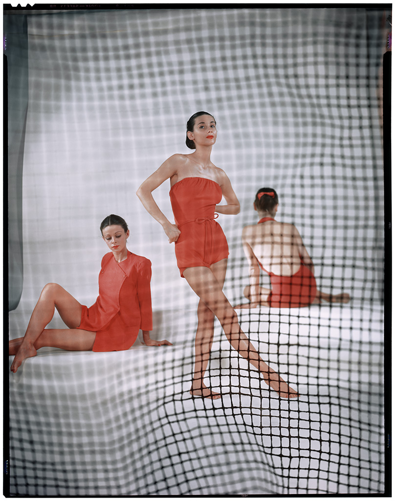 ©The Estate of Erwin Blumenfeld - Alternative photography published in Vogue US, May 1946