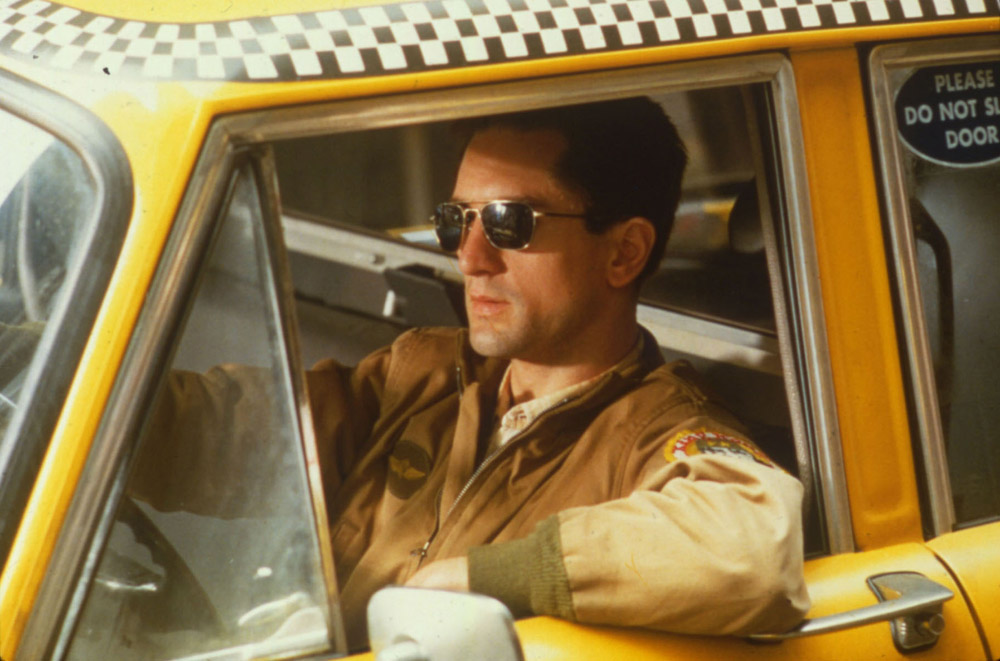 """""""Taxi Driver"""" (1976) de Martin Scorcese © Park Circus Columbia Pictures Industires"""