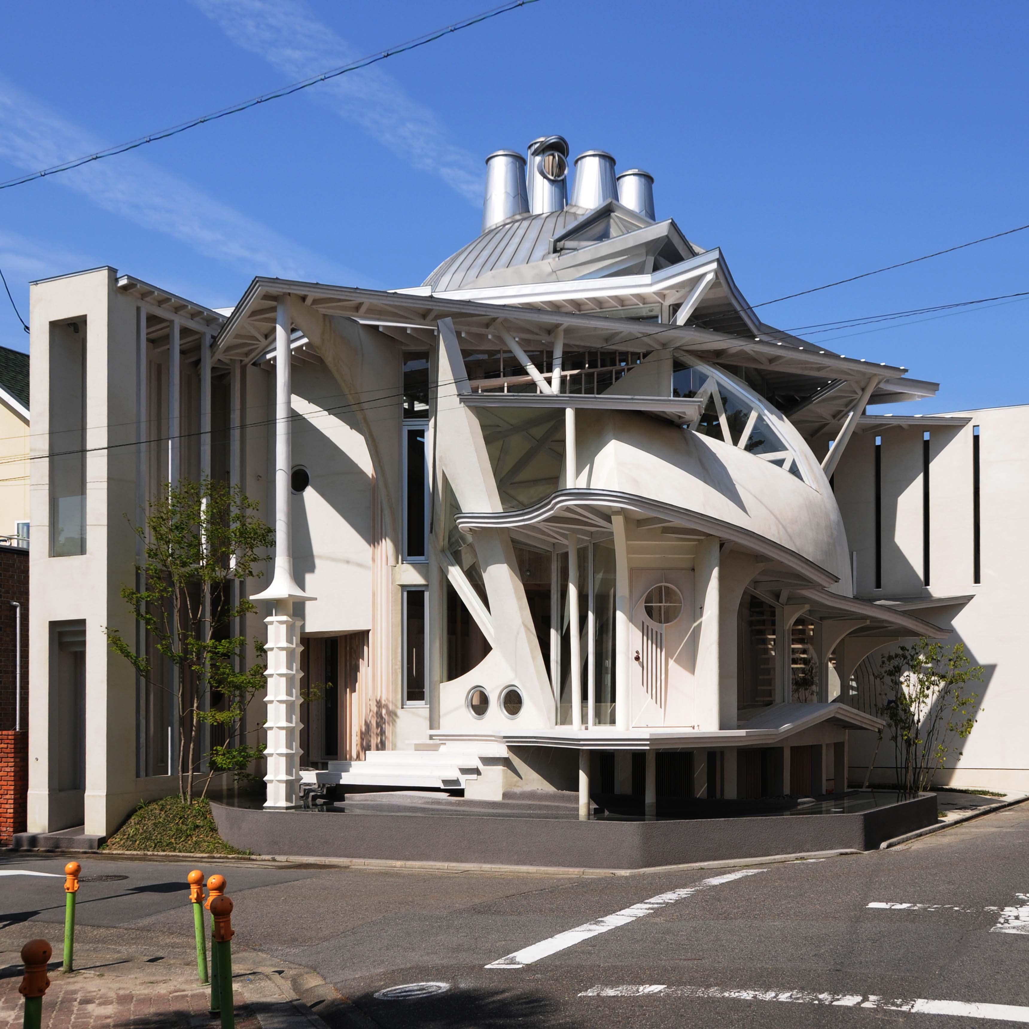 Masaharu Takasaki, Maison Tenchi, Aichi, 2009