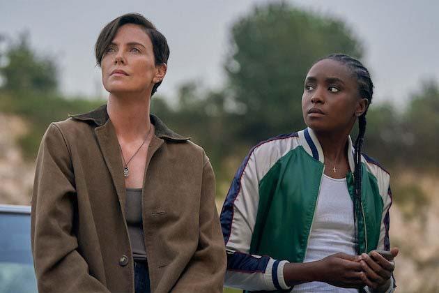 """The Old Guard"" (2020) de Gina Prince-Bythewood. © Netflix"