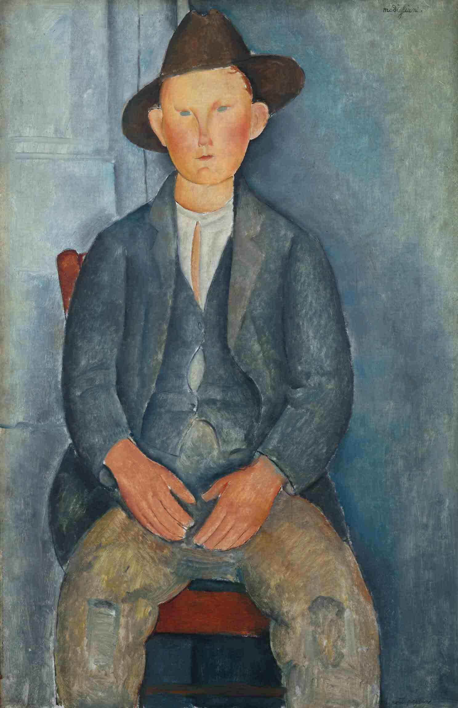 The Little Peasant, 1918