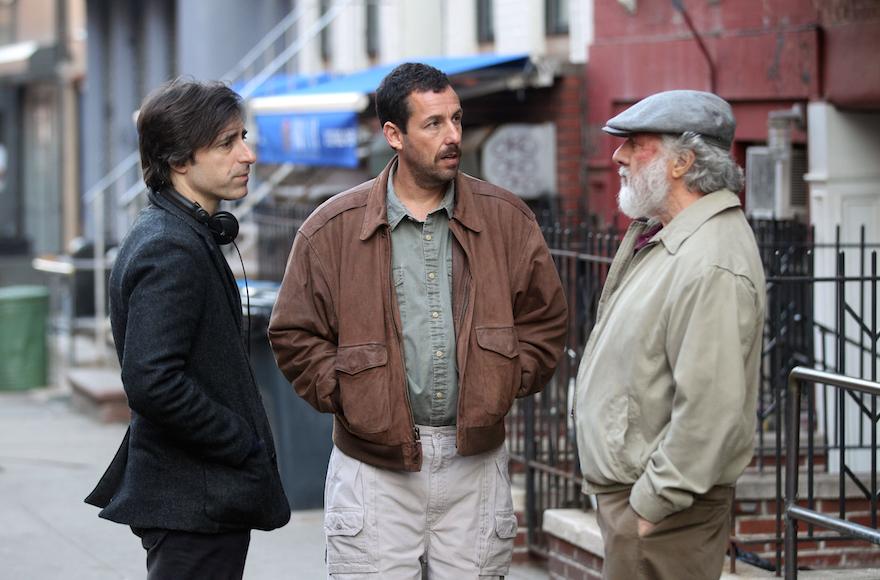 The Meyerowitz Stories réalisé par Noah Baumbach, avec Ben Stiller, Dustin Hoffman et Adam Sandler.
