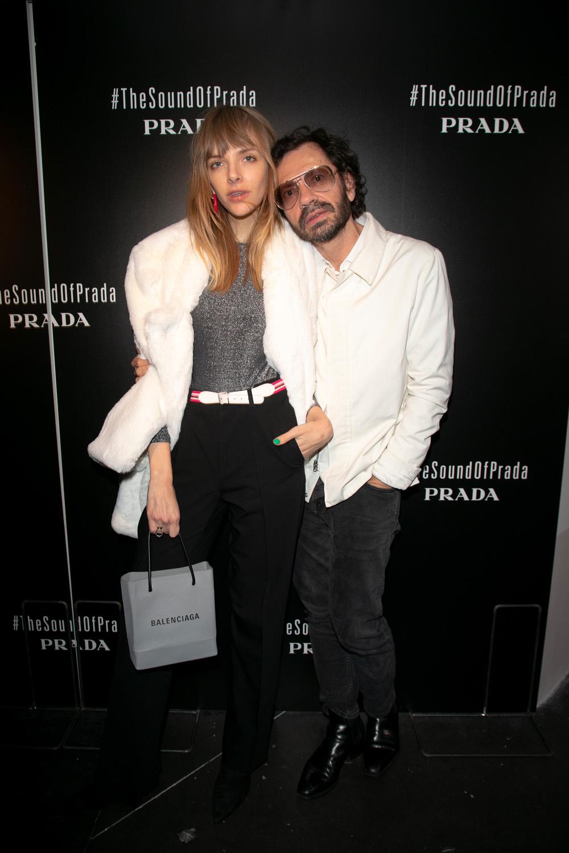 Olivier Zham et Amanda Wall