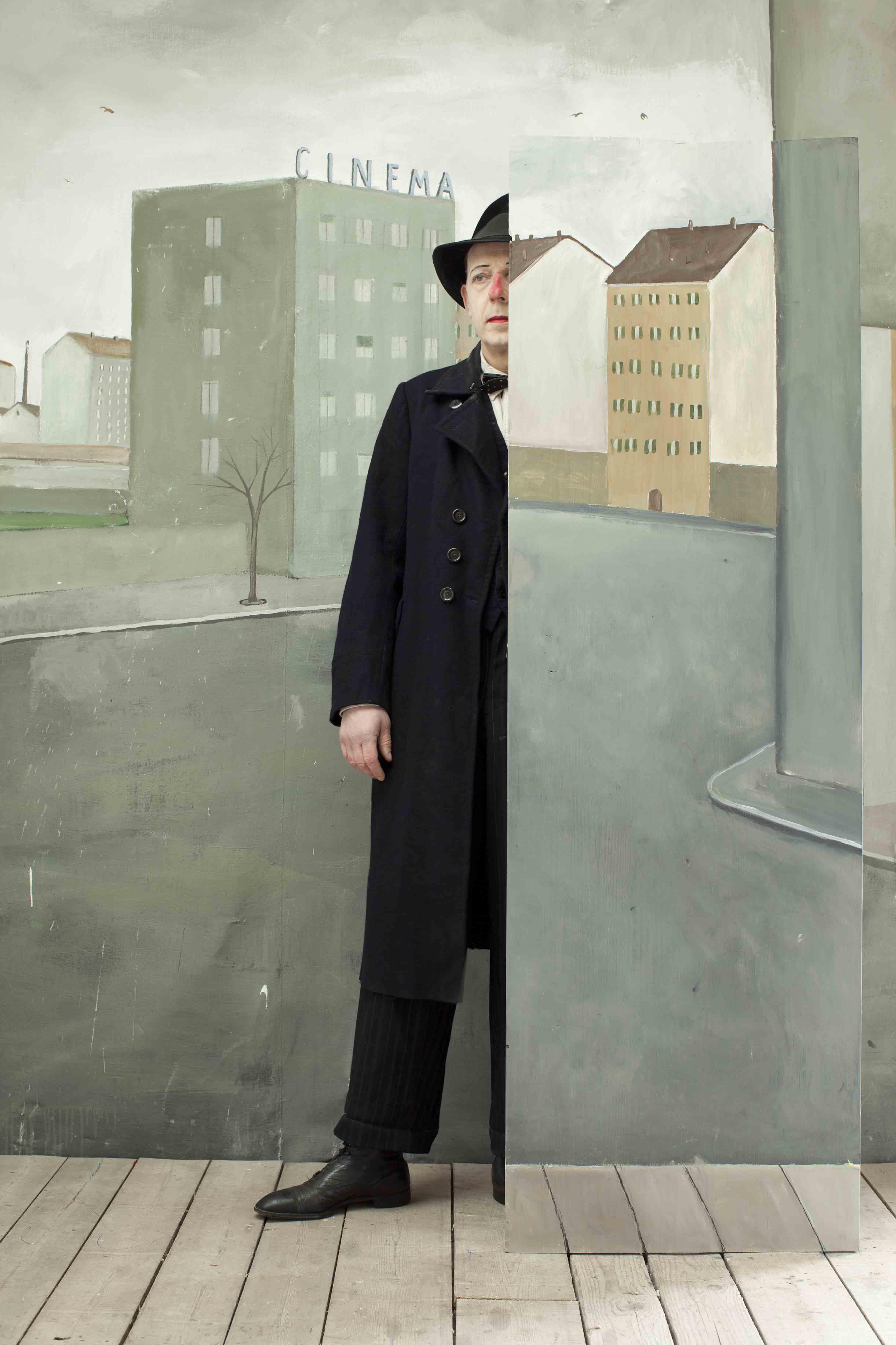 The Vanishing Man - Paolo Ventura