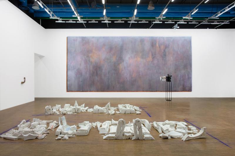 Thu-Van Tran, vue de l'exposition du prix Marcel Duchamp 2018 au Centre Pompidou, Paris