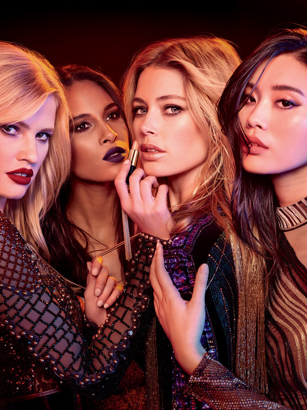 Tribu Couture with Lara Stone, Cindy Bruna, Doutzen Kroes and Ming Xi