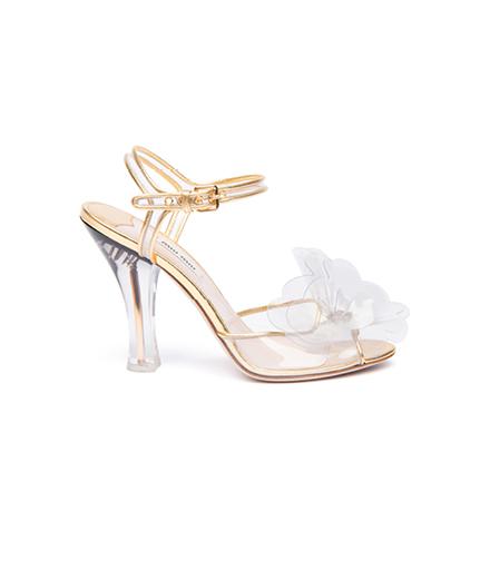 Sandales, MIU MIU