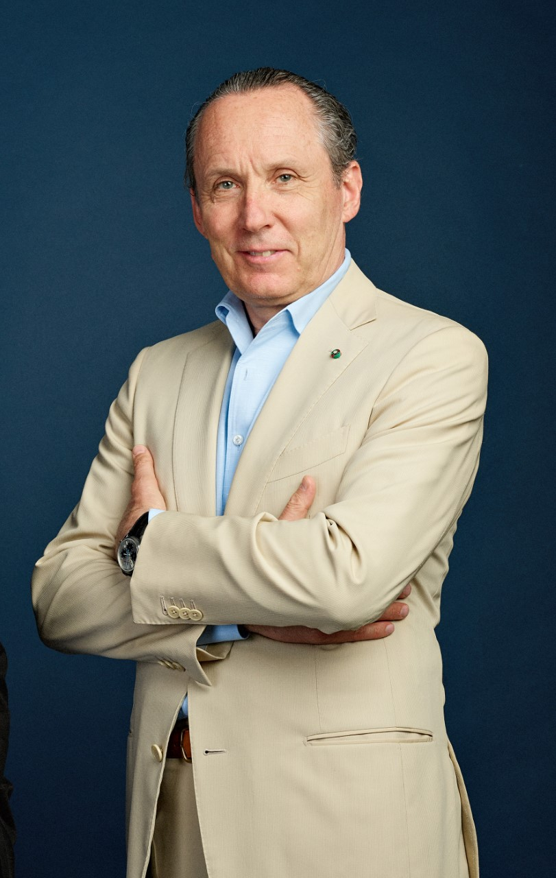 Gildo Zegna, CEO of Ermenegildo Zegna
