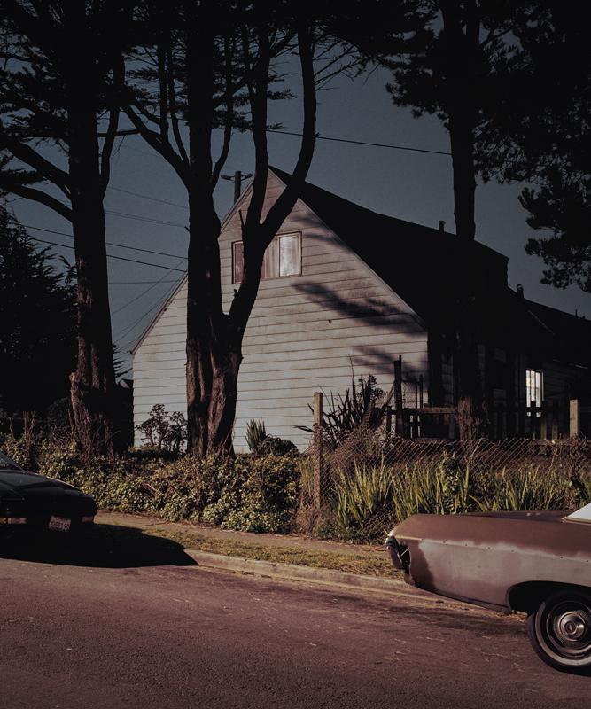 "Todd Hido, ""#2154-A"", 1998, Todd Hido, courtesy of Huxley-Parlour Gallery"
