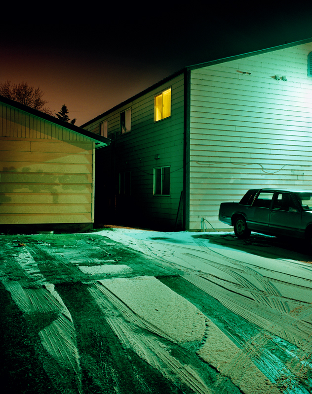 "Todd Hido, ""#7373,"", 2008, Todd Hido, courtesy of Huxley-Parlour Gallery"