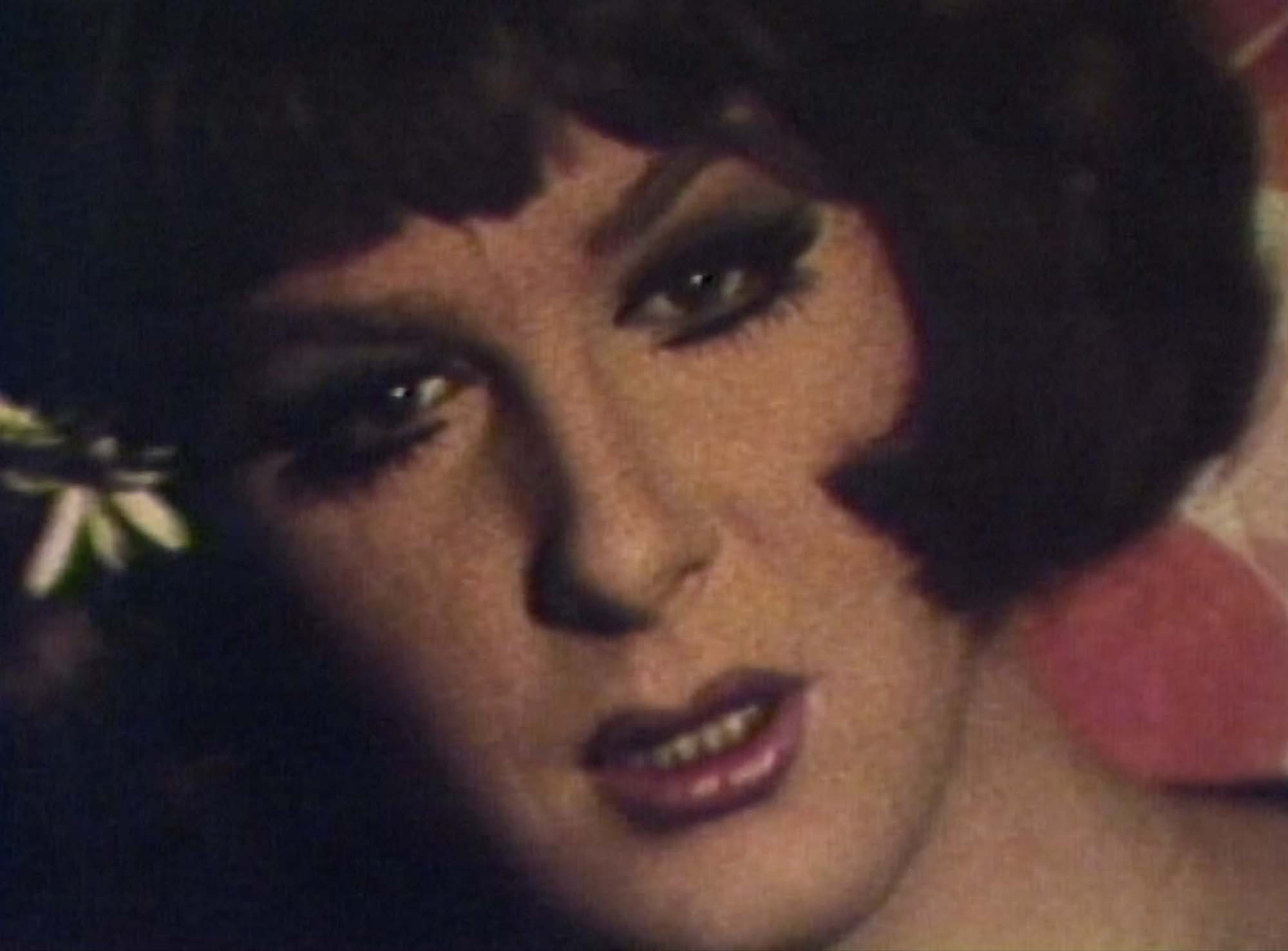 """Tom Rubnitz, """"Wigstock : The Movie"""" (1987). Image copyright of the artist, courtesy of Video Data Bank, www.vdb.org, School of the Art Institute of Chicago"""