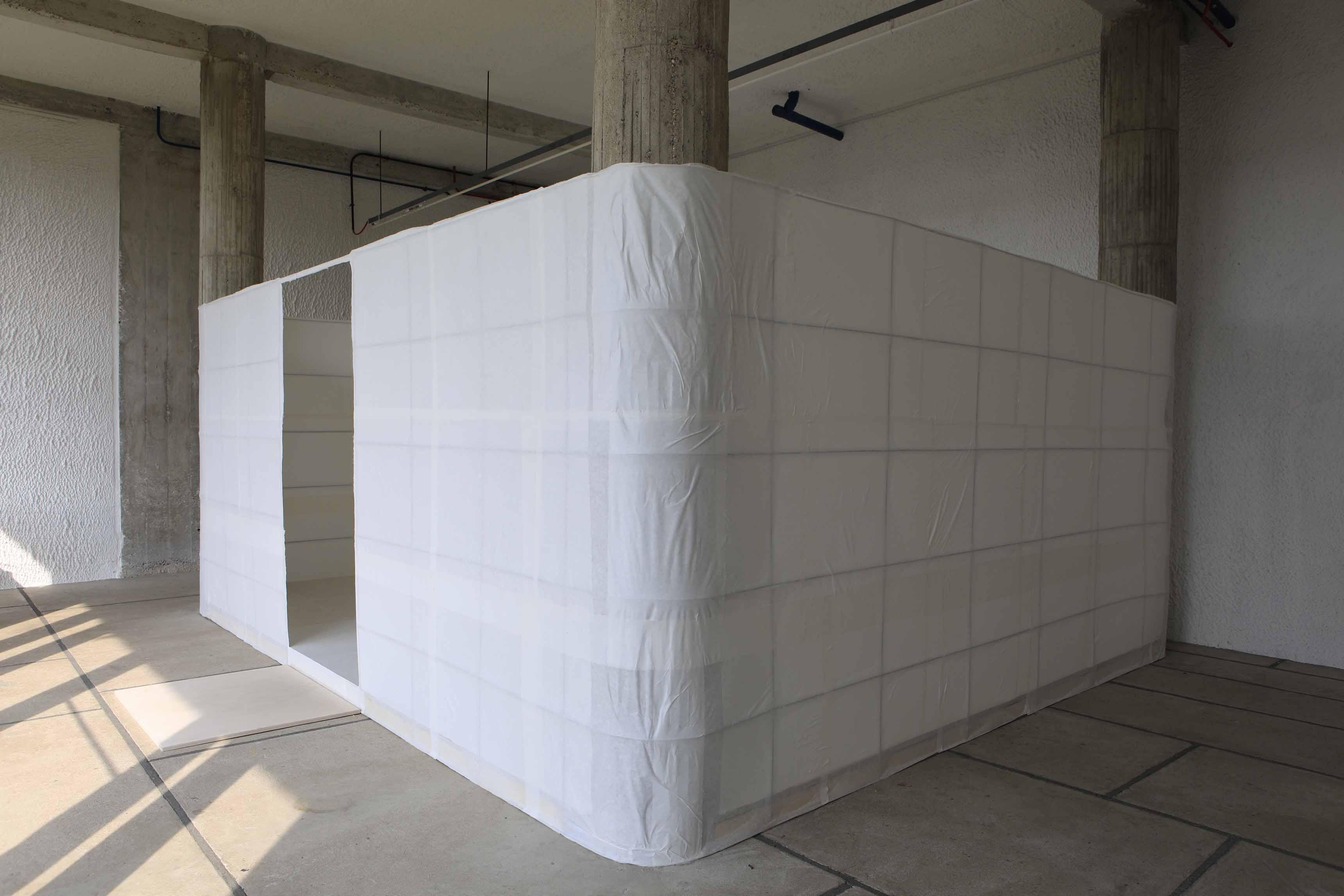 UFAN Lee, Relatum - Room, 2017 ©Jean-Philippe Simard