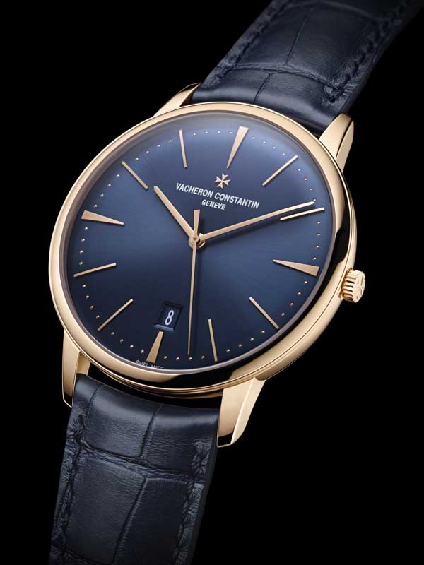 Patrimony, self winding blue, Vacheron Constantin
