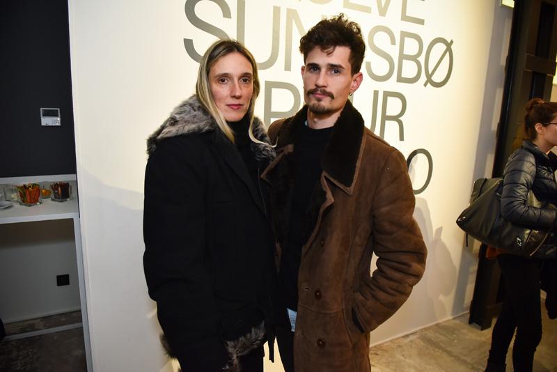 Delphine Roch et Jérôme Verbrackel