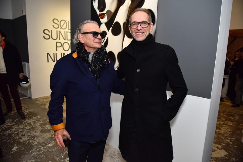 Olivier Massart et Paul Grubert