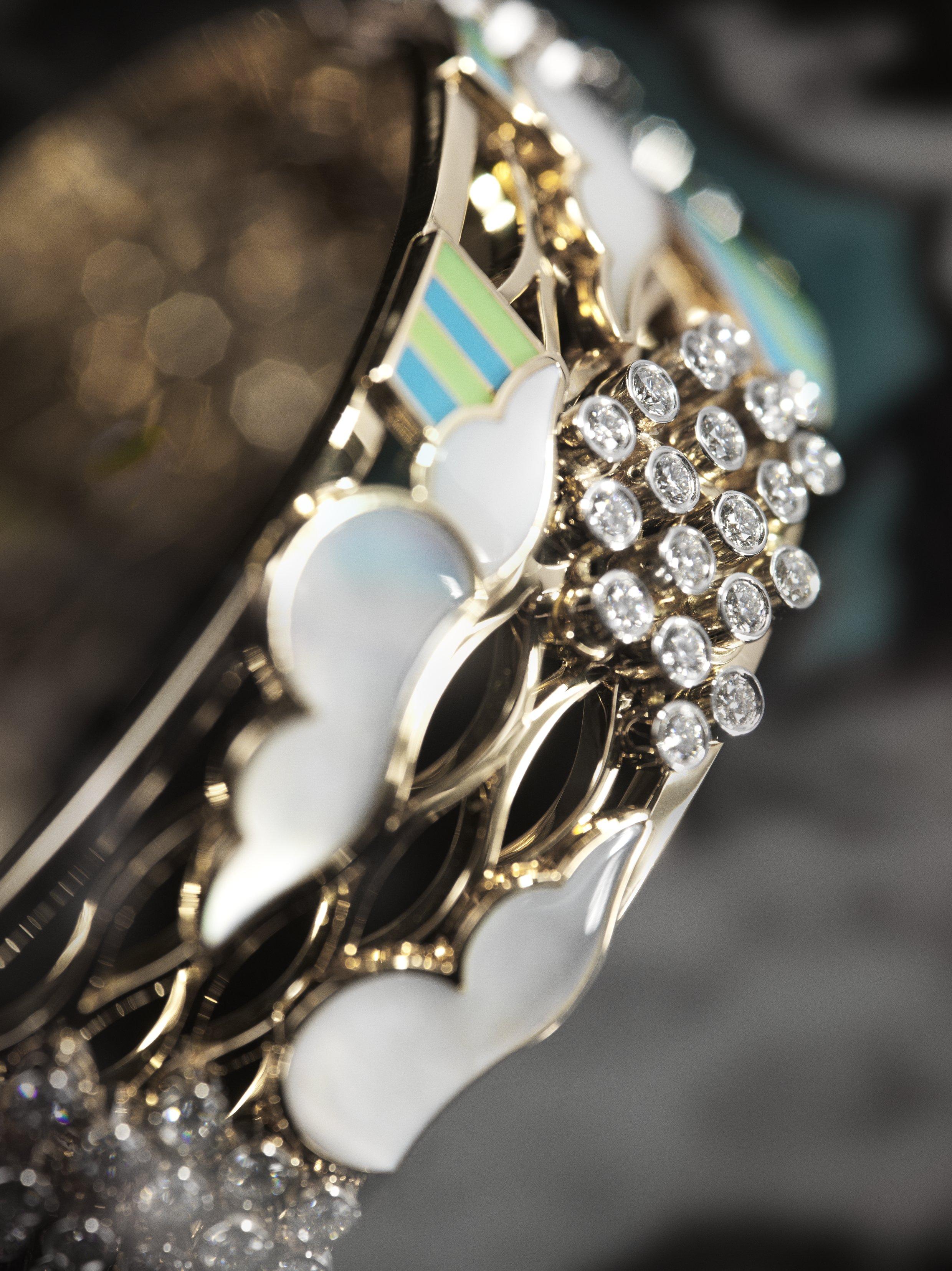 "Chanel Coromandel - ""Vibration minérale"""