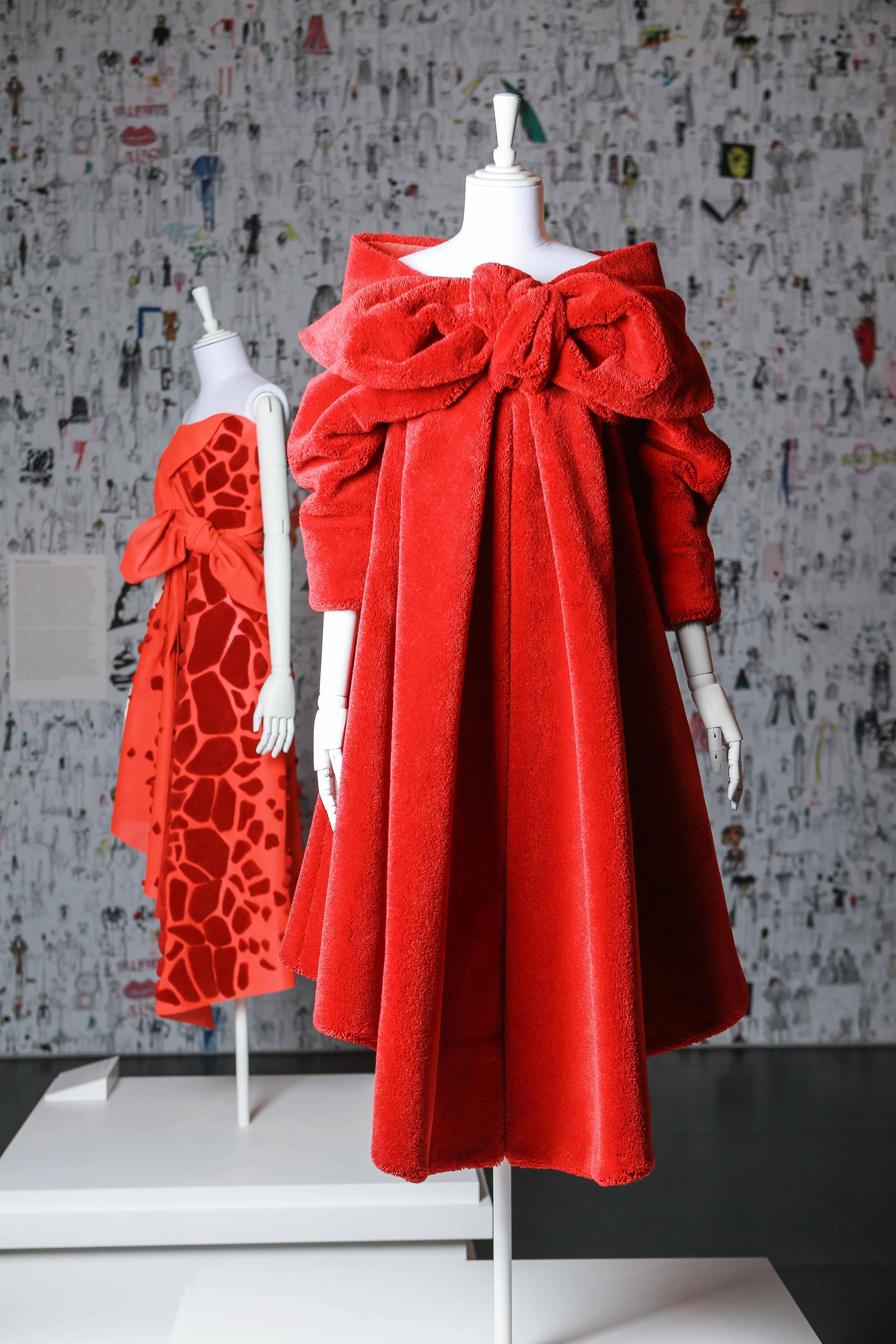 Collection Haute Couture automne-hiver 2014-2015 - Photo © Wayne Taylor