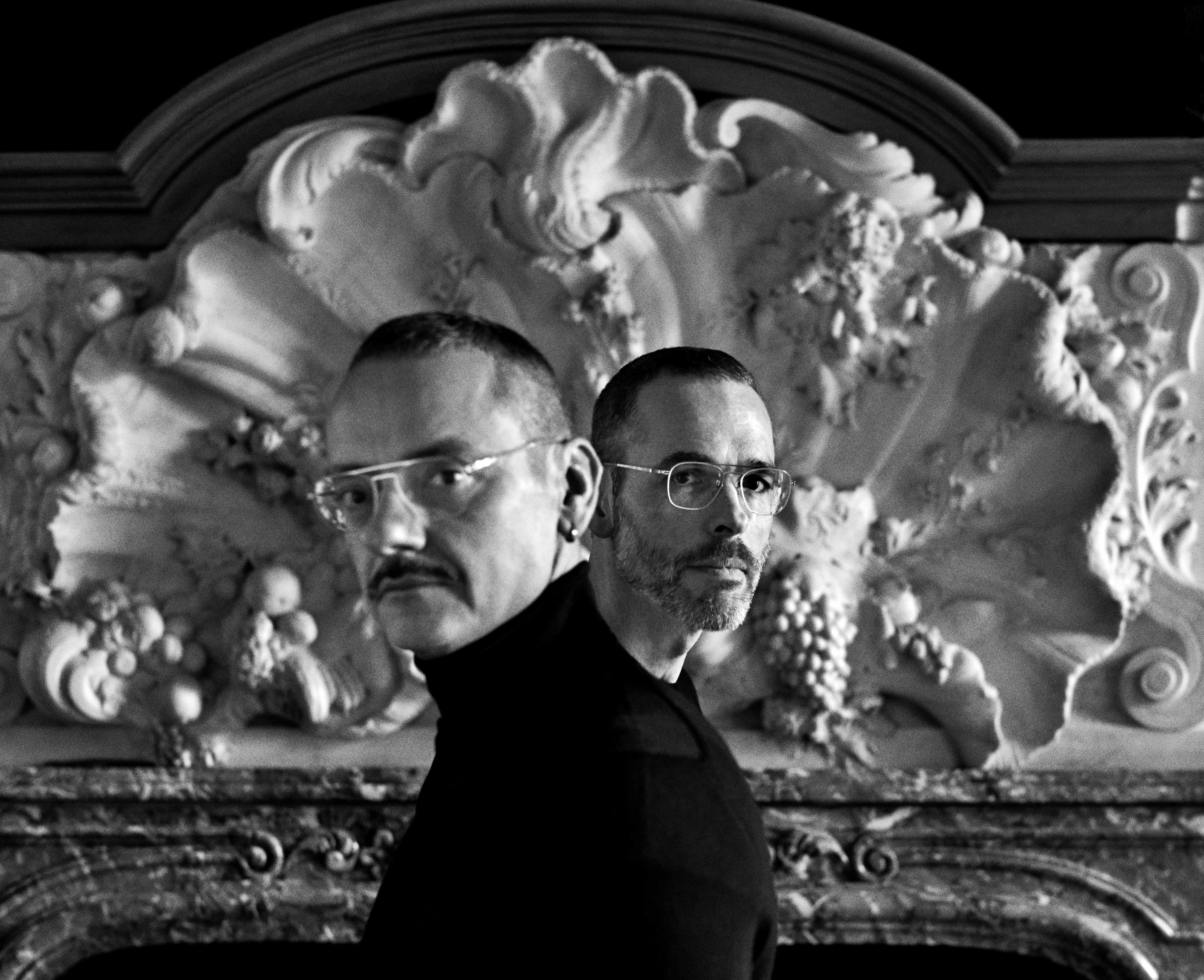 Viktor Horsting et Rolf Snoeren - Photo © Anton Corbijn