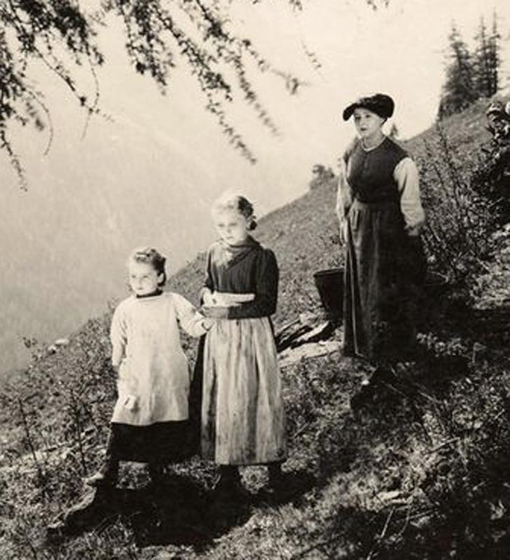 """""""Visages d'enfants"""" (1925) de Jacques Feyder © Festival de la Rochelle Cinéma"""