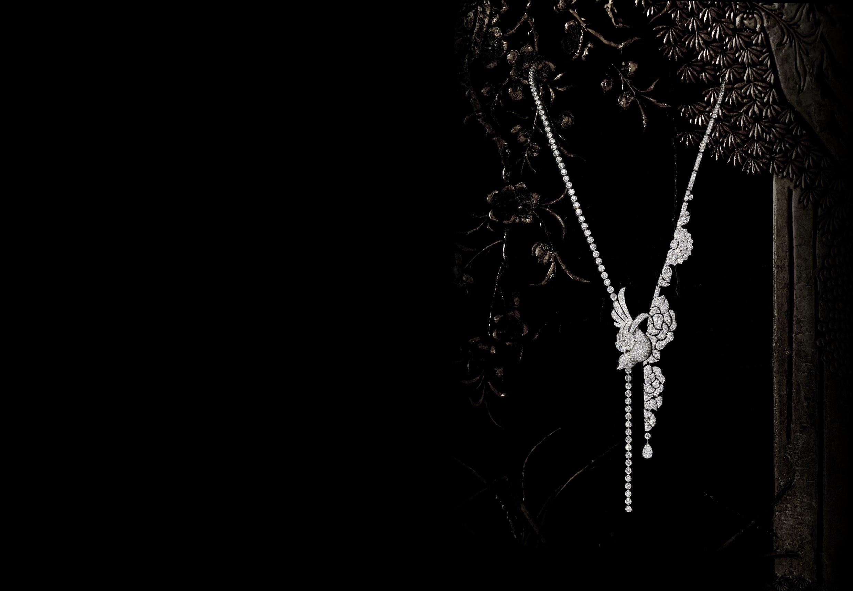 "Chanel Coromandel - ""Vol suspendu"""