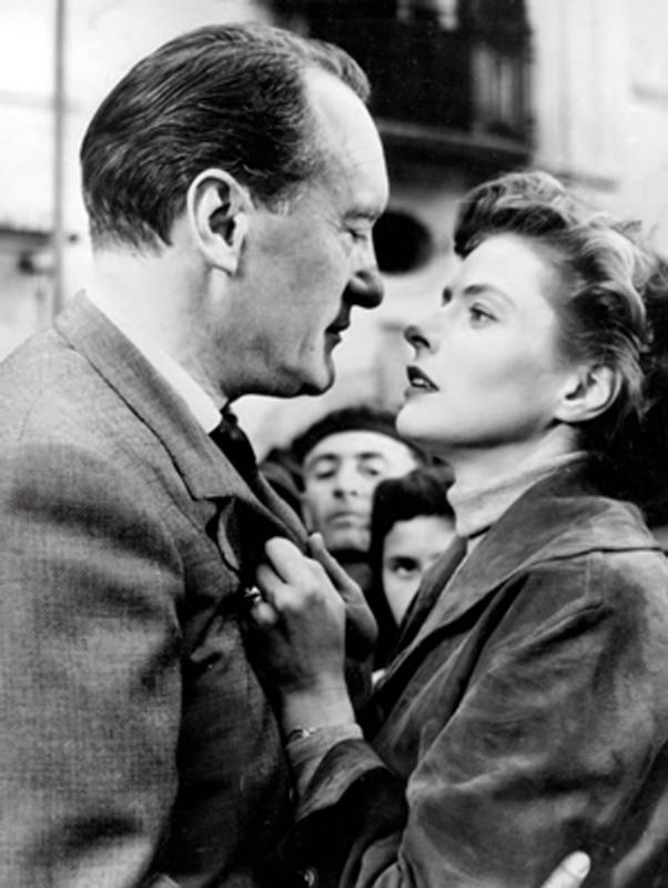 """""""Voyage en Italie"""" (1954) de Roberto Rossellini © Festival de la Rochelle Cinéma"""