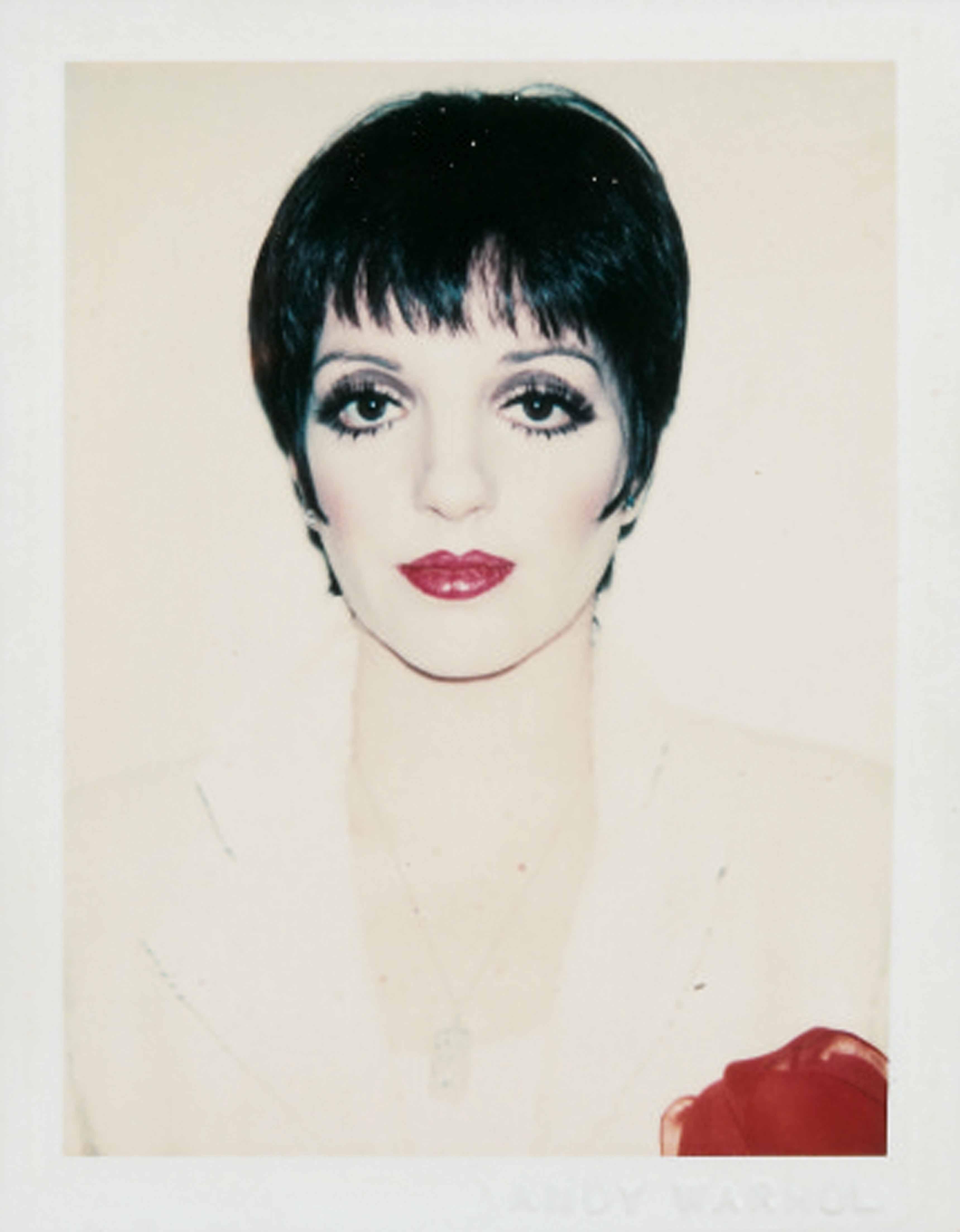 ANDY WARHOL Liza Minnelli, 1978 Estimate: 8,000 - 12,000 - EUR