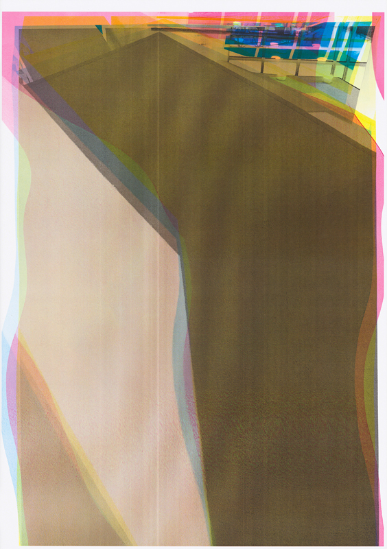 Wolfgang Tillmans, CLC 014, 2017, © the artist, courtesy Galerie Buchholz, Berlin/Cologne, Maureen Paley, London, David Zwirner, New York, Galerie Chantal Crousel, Paris