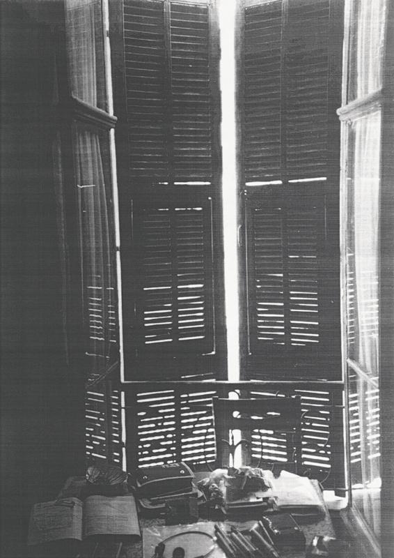 Wolfgang Tillmans, Bordeaux, b, 1988, 2018, © the artist, courtesy Galerie Buchholz, Berlin/Cologne, Maureen Paley, London, David Zwirner, New York, Galerie Chantal Crousel, Paris