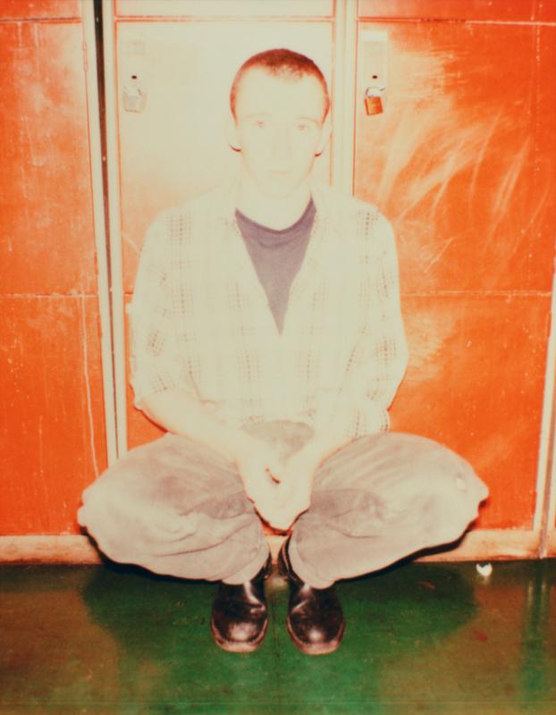 Wolfgang Tillmans, Adam bleached out, 1991 © the artist, courtesy Galerie Buchholz, Berlin/Cologne, Maureen Paley, London, David Zwirner, New York, Galerie Chantal Crousel, Paris