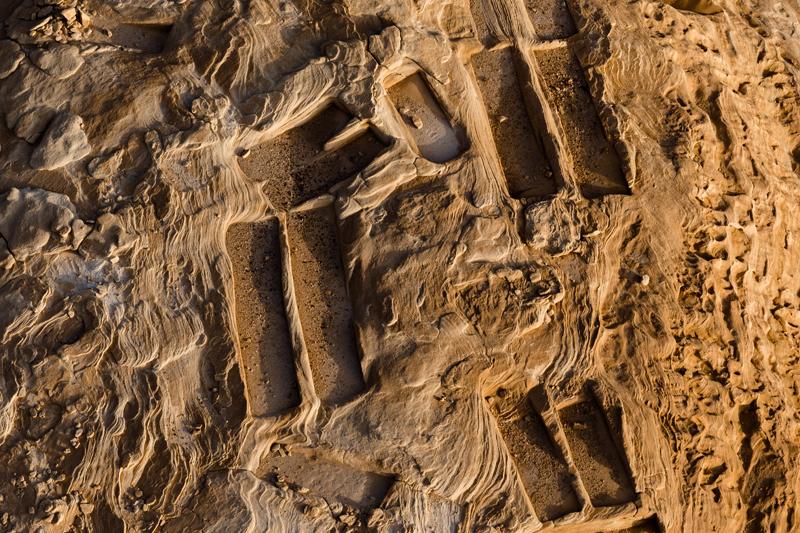Grès et tombes à fosse, AlUla © Yann Arthus-Bertrand, Hope Production