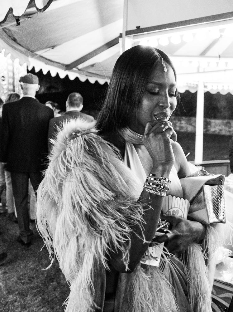 Naomi Campbell, Londres, 2017