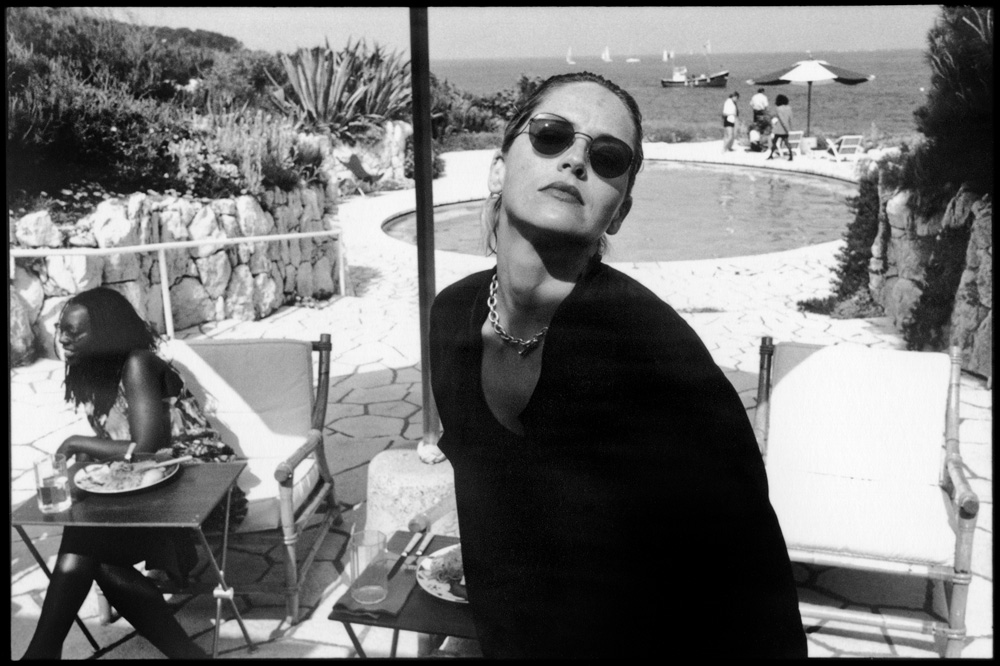 Sharon Stone, 1992