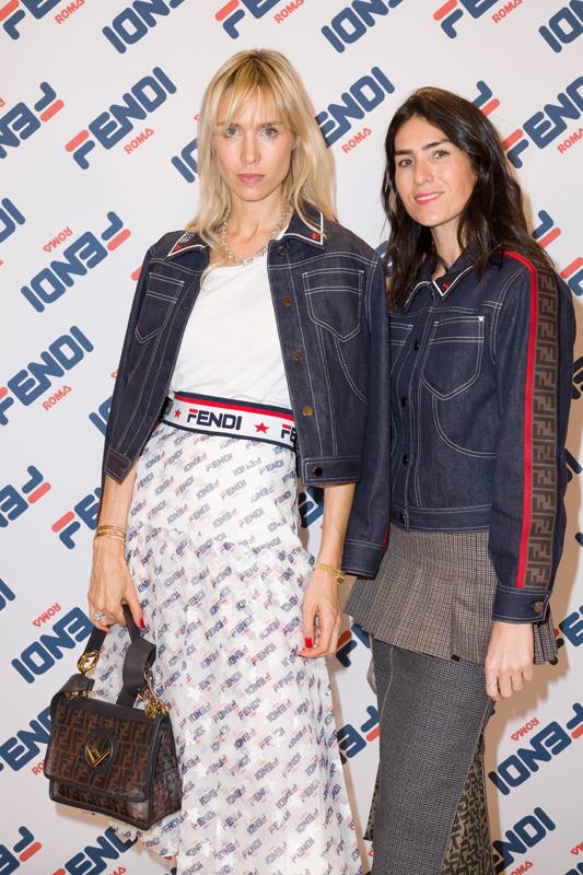 Anne-Sophie Mignaux et Deborah Reyner