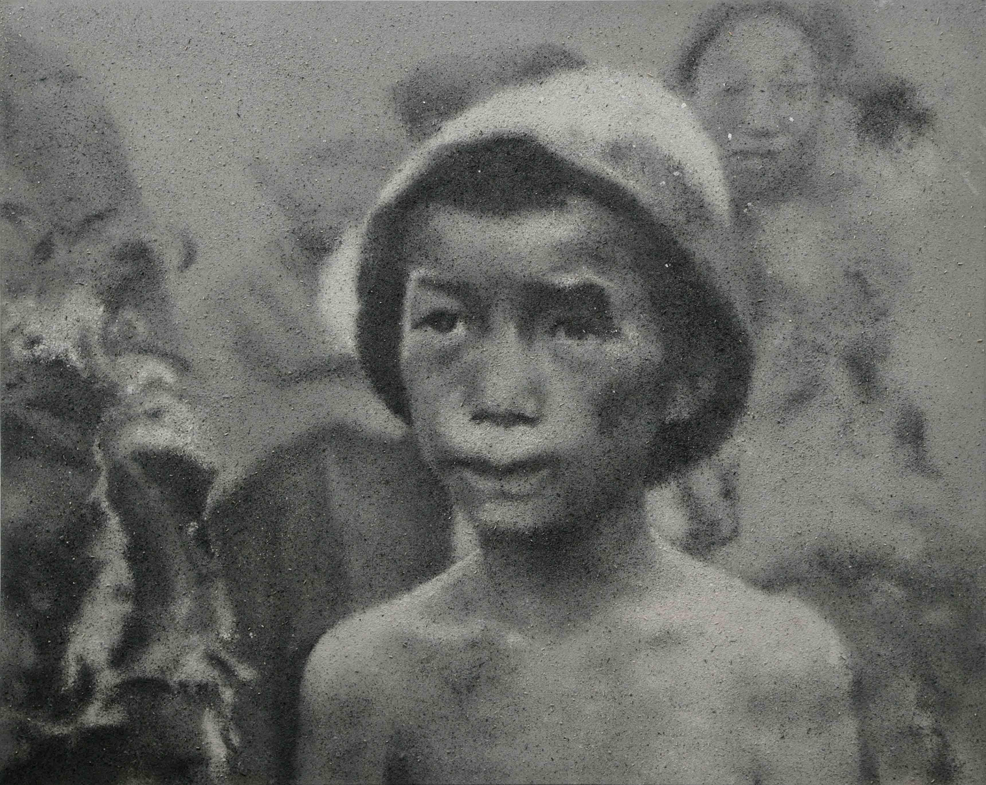 Child Labor, Zhang Huan (2007)