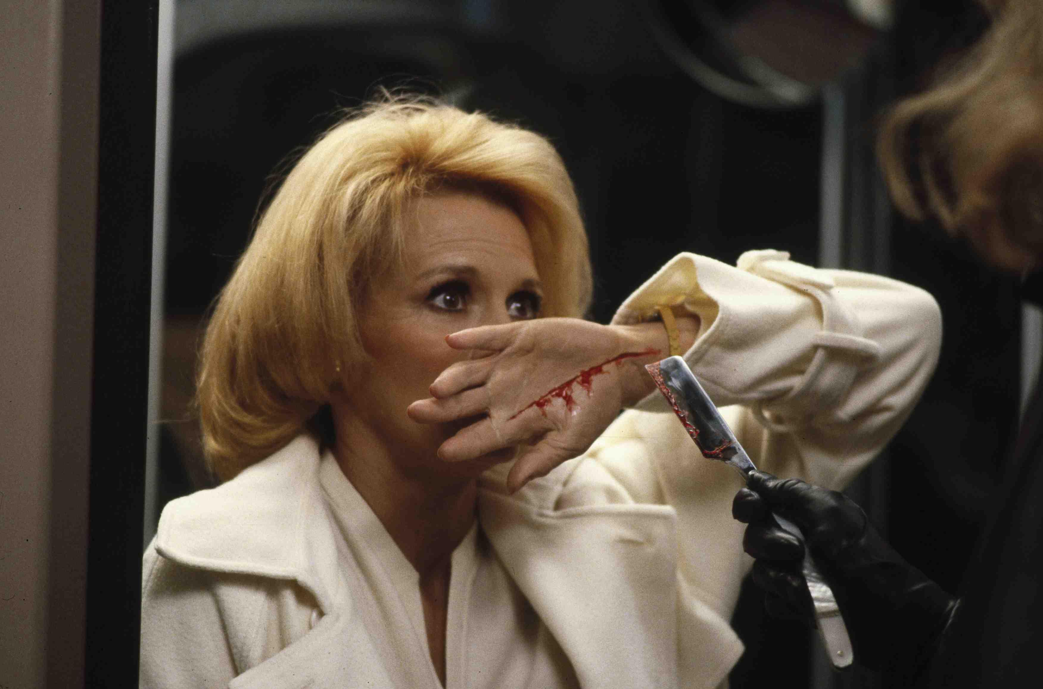 Pulsions (1980) de Brian De Palma. CRÉDITS PHOTOGRAPHIQUES © 1980 WARNICK ASSOCIATES. Tous droits réservés. © 2012 METRO-GOLDWYN-MAYER STUDIOS Inc. Tous droits réservés.