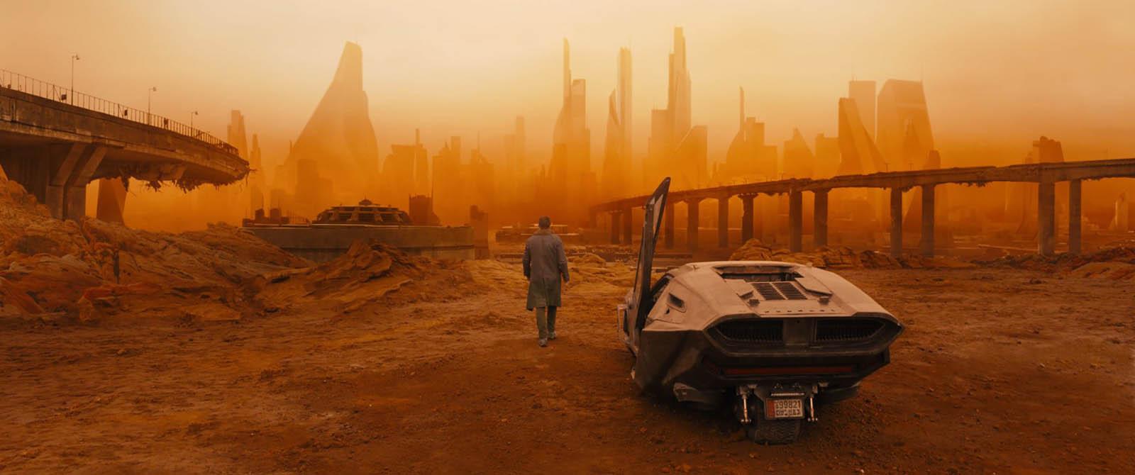 """""""Blade Runner 2049"""", Denis Villeneuve, 2017"""