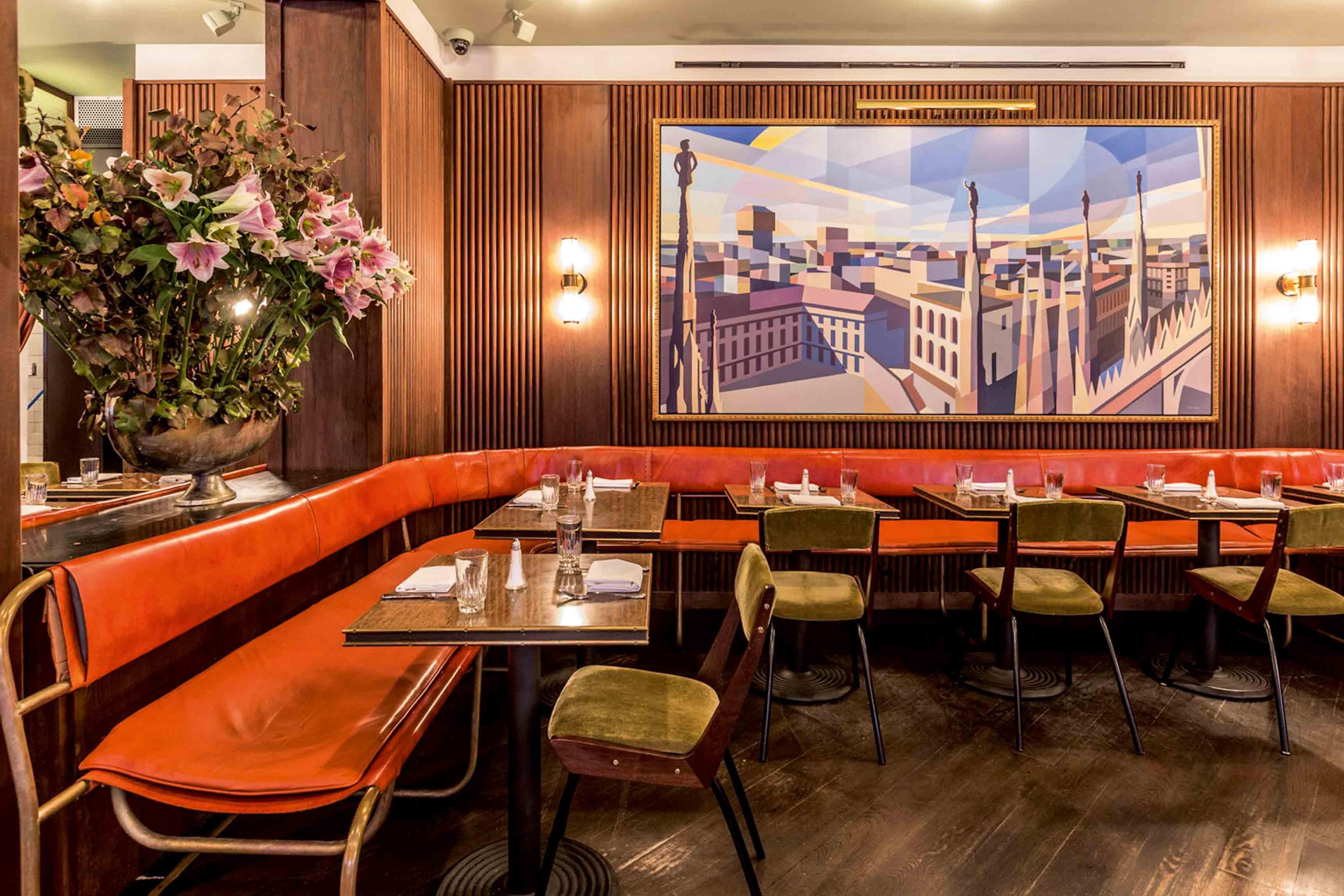 Les adresses de michael kors new york for Jardin restaurant madison
