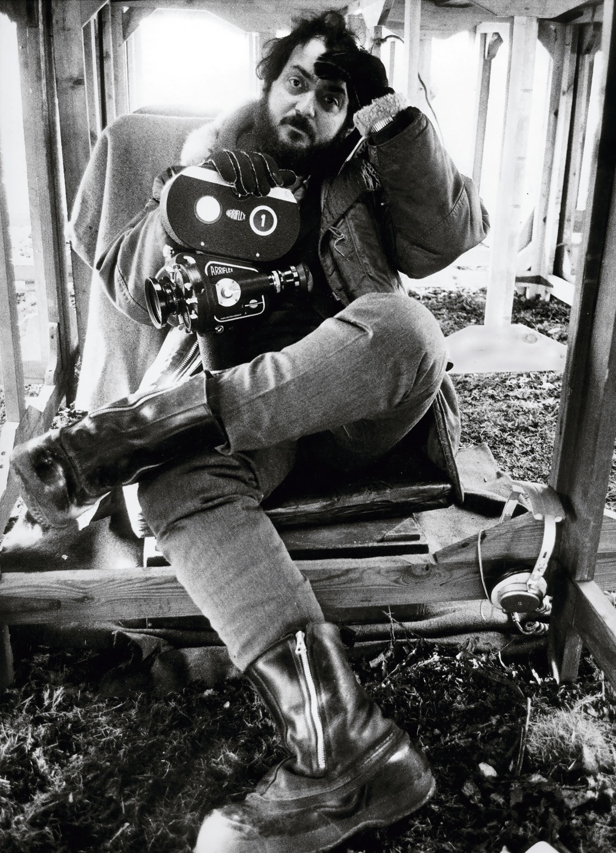 Stanley Kubrick, Londres (1969)
