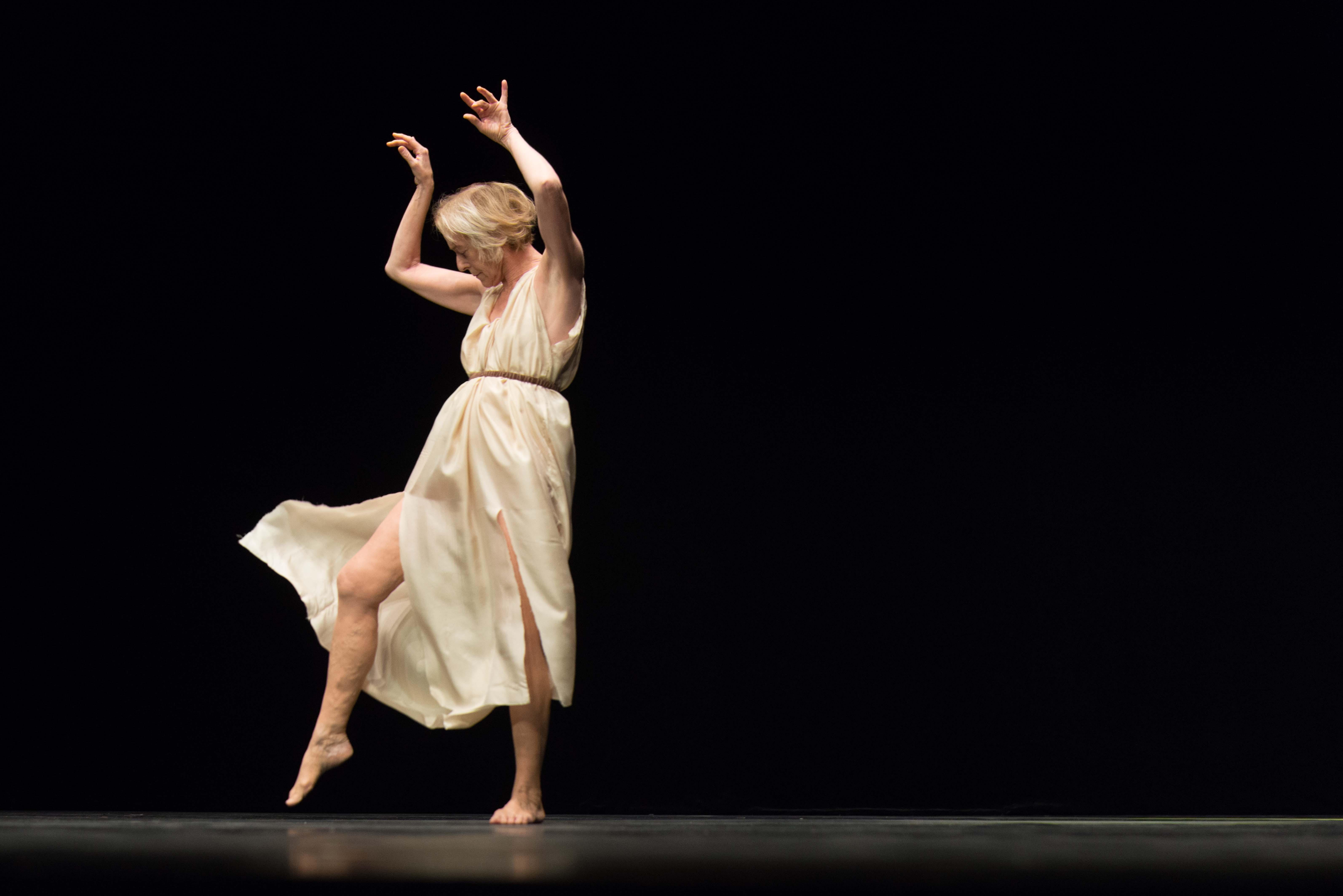 """""""Isadora Duncan"""" (2019) de Jérôme Bel © Camille Blake"""