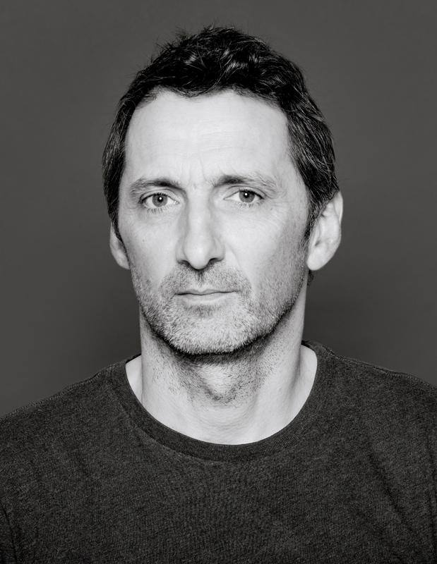 Xavier Veilhan. Coiffure et maquillage : Aurélie Deltour