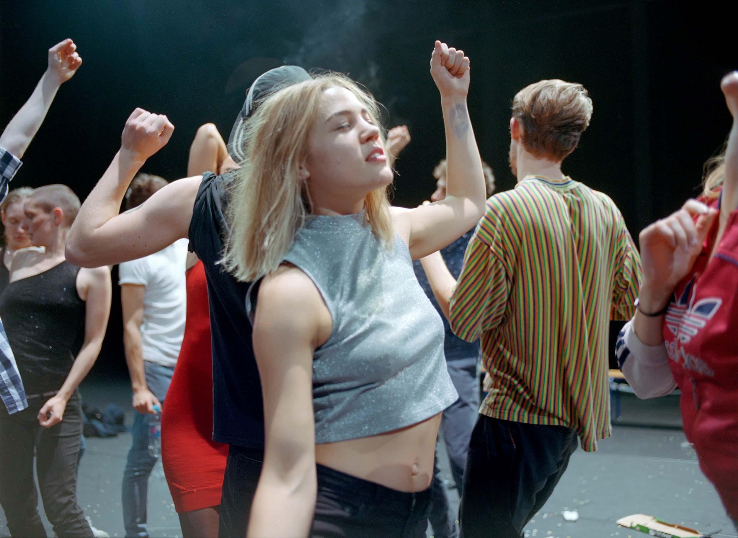 """""""Crowd"""" (2019) de Gisèle Vienne © Estelle Hanania"""
