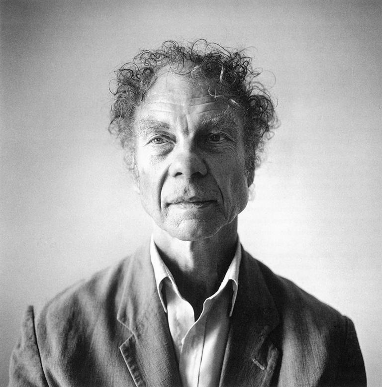 Merce Cunningham, 1987 © Peter Hujar