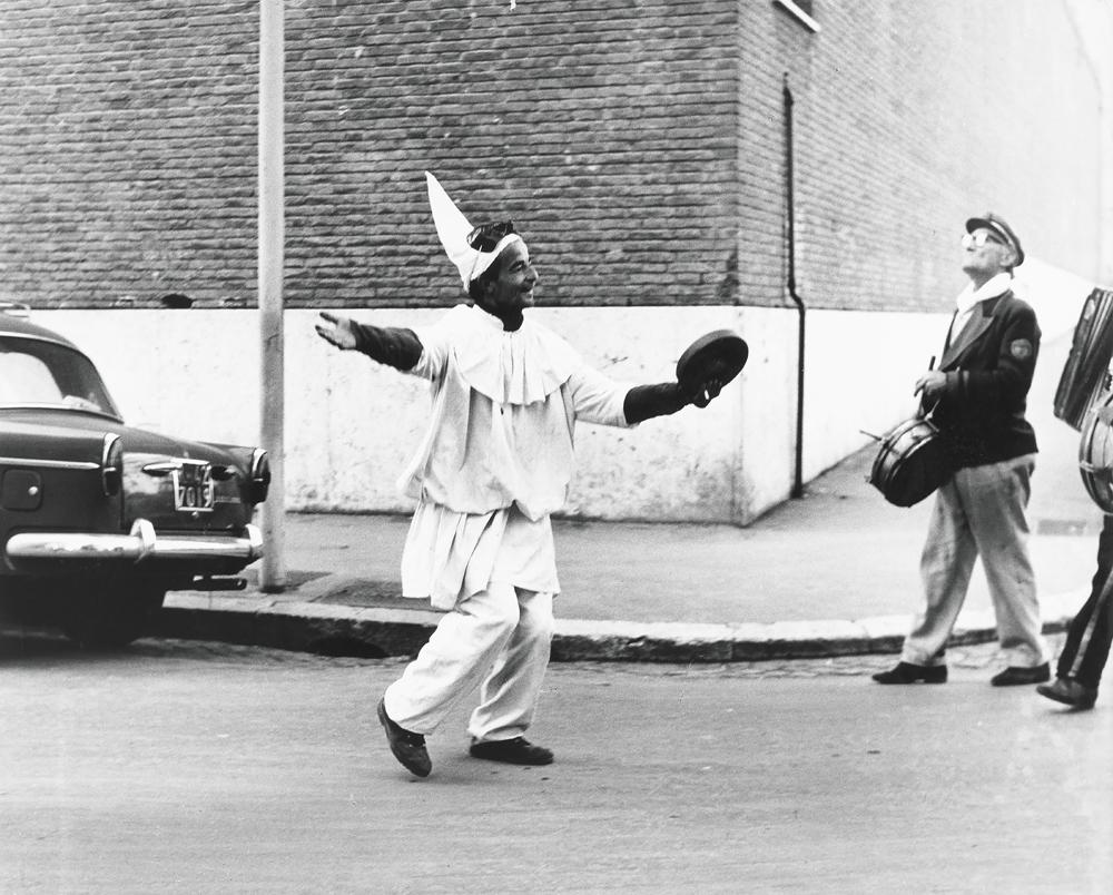 """Pino Pascali, """"Pulcinella"""", 1965"""