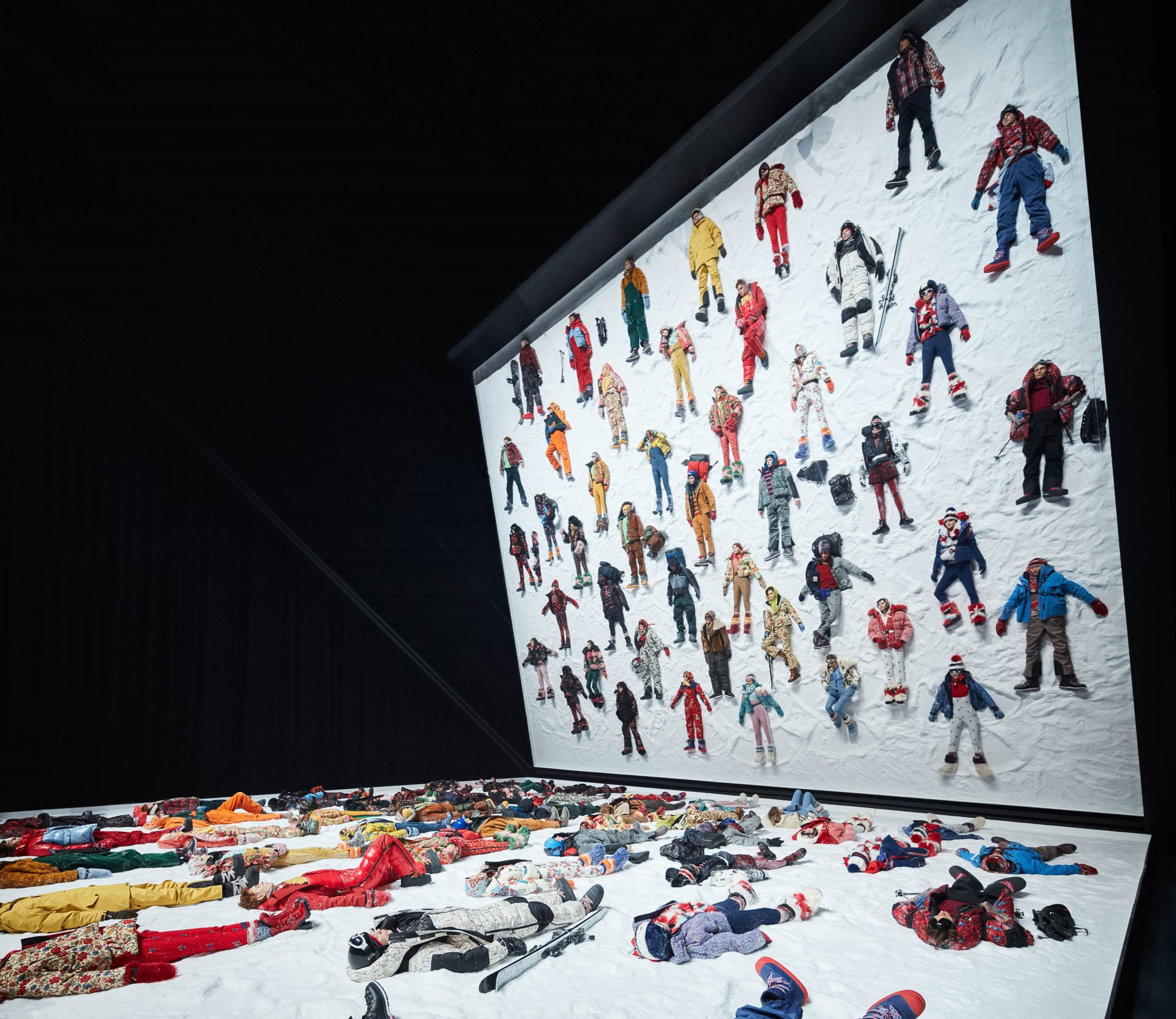 Moncler Grenoble par Sandro Mandrino