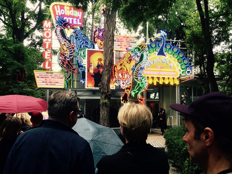 Biennale de venise 2017 visite de l 39 arsenale aux giardini for Giardini a venise