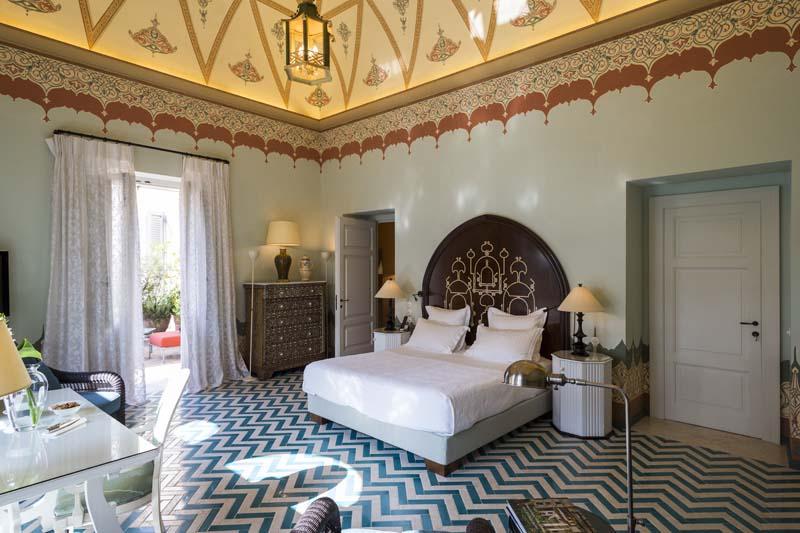 Suite du Palazzo Margherita