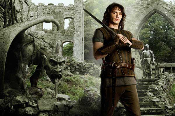 """James Franco as Tristan, in """"Tristan and Isolde"""" (2006) by Kevin Reynolds."""
